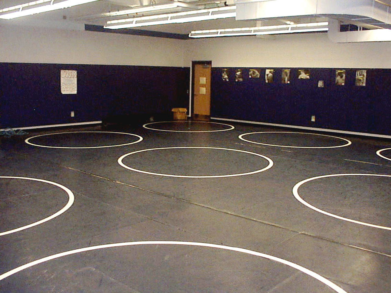Our Facilities Wrestling Room