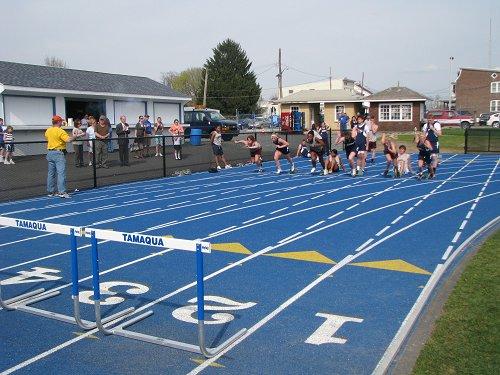 First Race